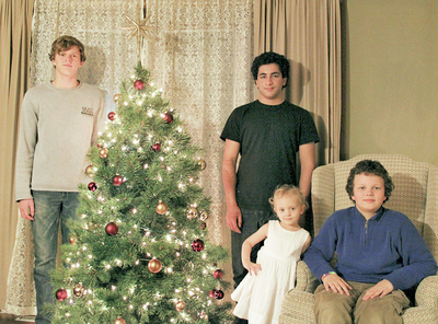 Family Shares Christmas with Muslim Exchange Student  YES Programs