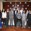 Ind  Darshit  Sagar Youth Advisory Council With Under Sec Maria Otero Feb 15 2012 Delhi Web Small