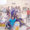 Yemen  Yes  Alumni At During Their School Renovating Project In  Aden