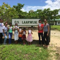 Spreading Enthusiasm in Suriname