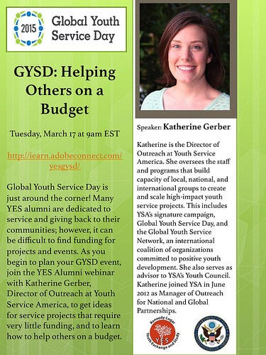 Gysd  Helping  Others On A Budget