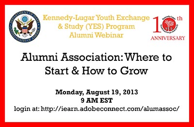 Starting  Growing A  Yes  Alumni  Association