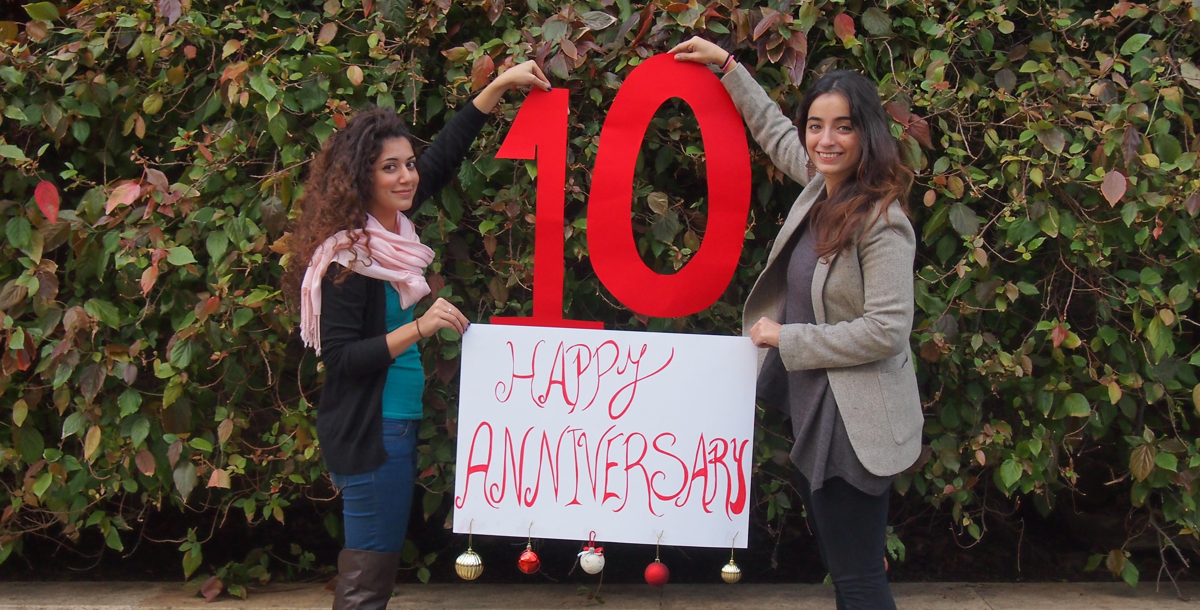 Yes 10th  Anniversary