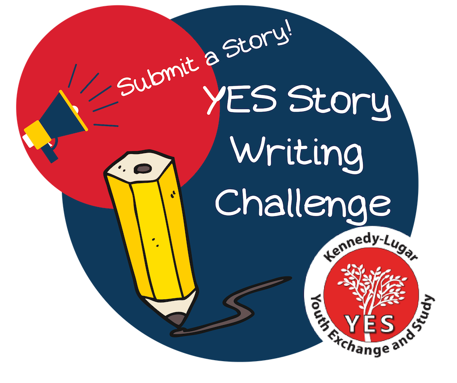 Yes Story Writing Challenge Logo 1