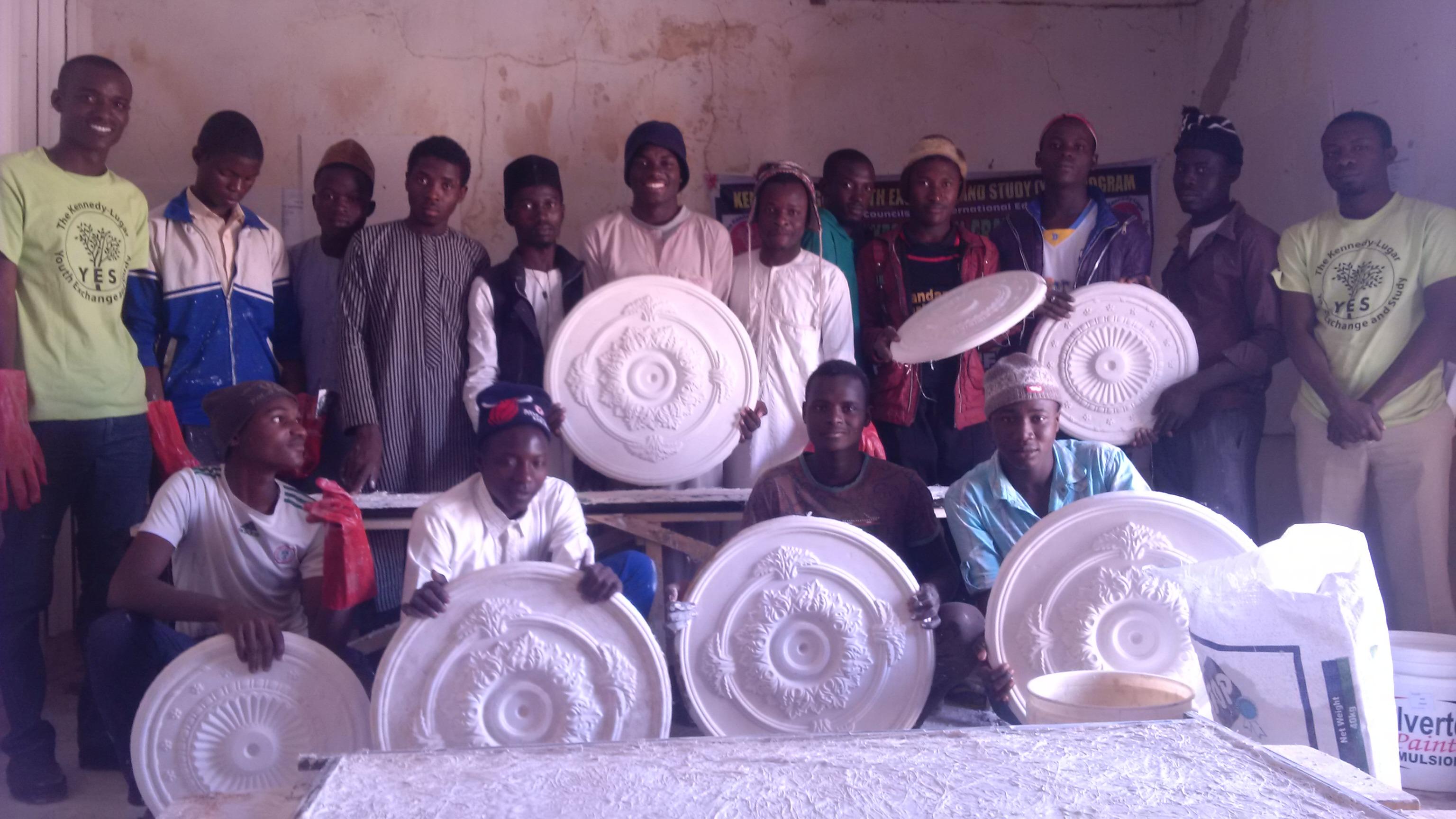 11  Adamu Kamal Nigeria Plaster Of Paris 2015