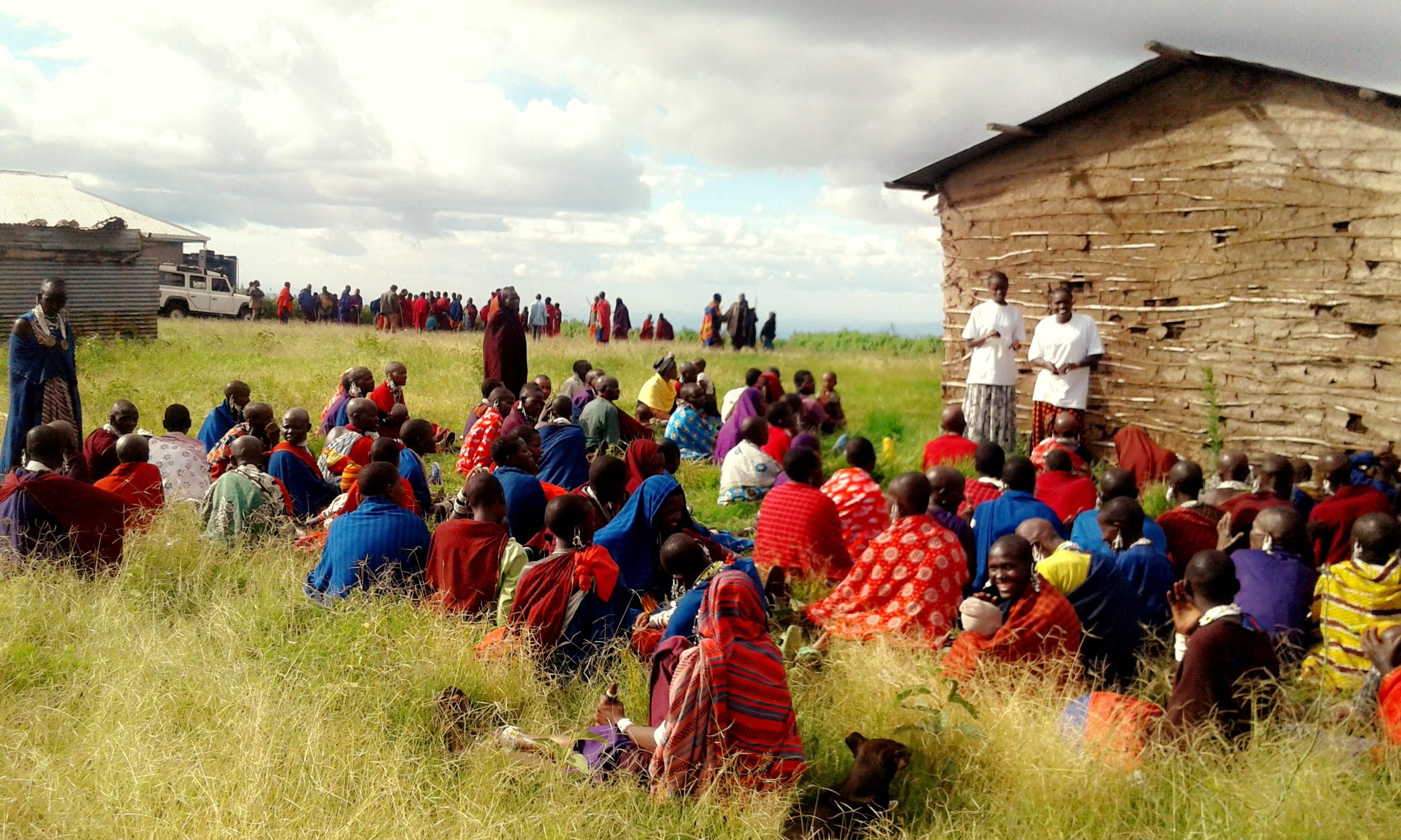 16  Shamata Ndeenga Tanzania Hiv Aids Project