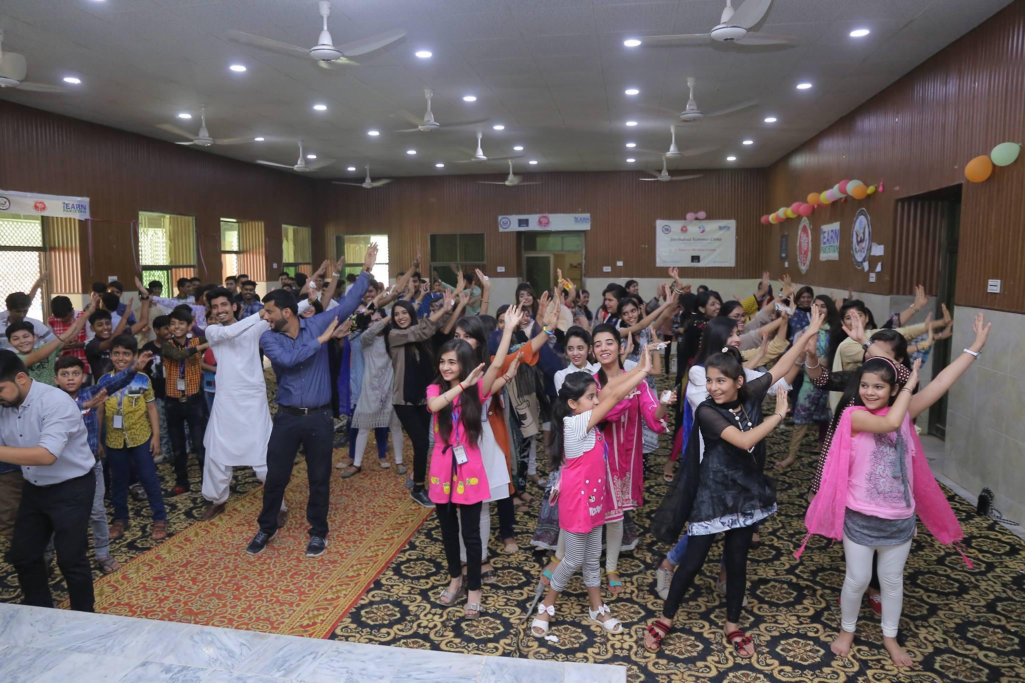 8  Pakistan 1 Group Activity