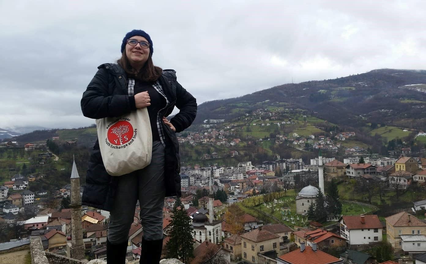 Bosnia And Herzegovina Jelena Pilipovic Yes16 During An Interfaith Workshop Story For October