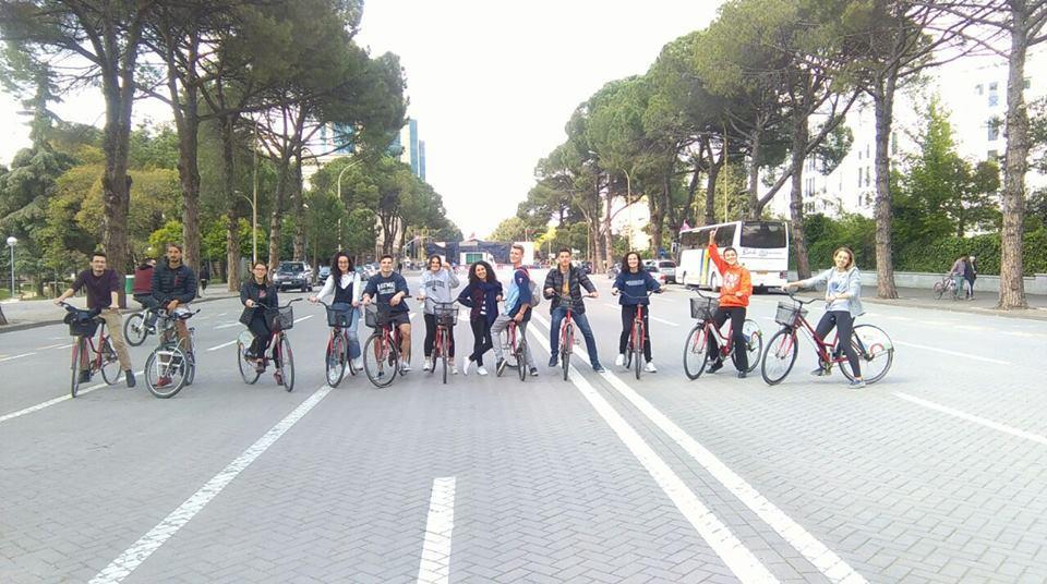 Bikes In Albania