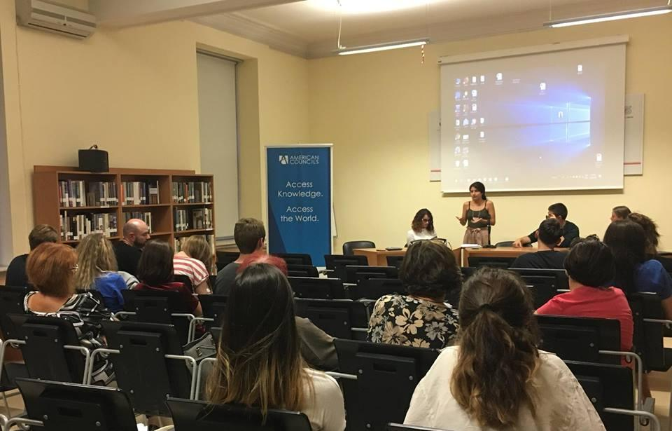 Bulgaria Sex Harrassment Workshop