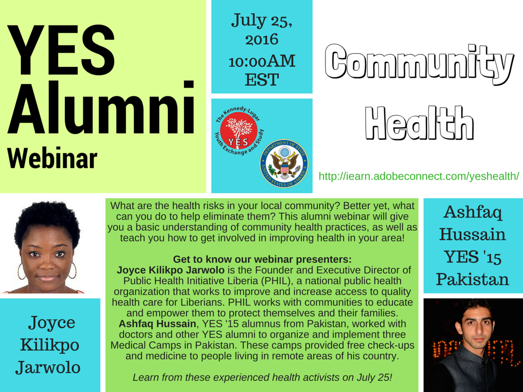 Community  Health  Webinar 1