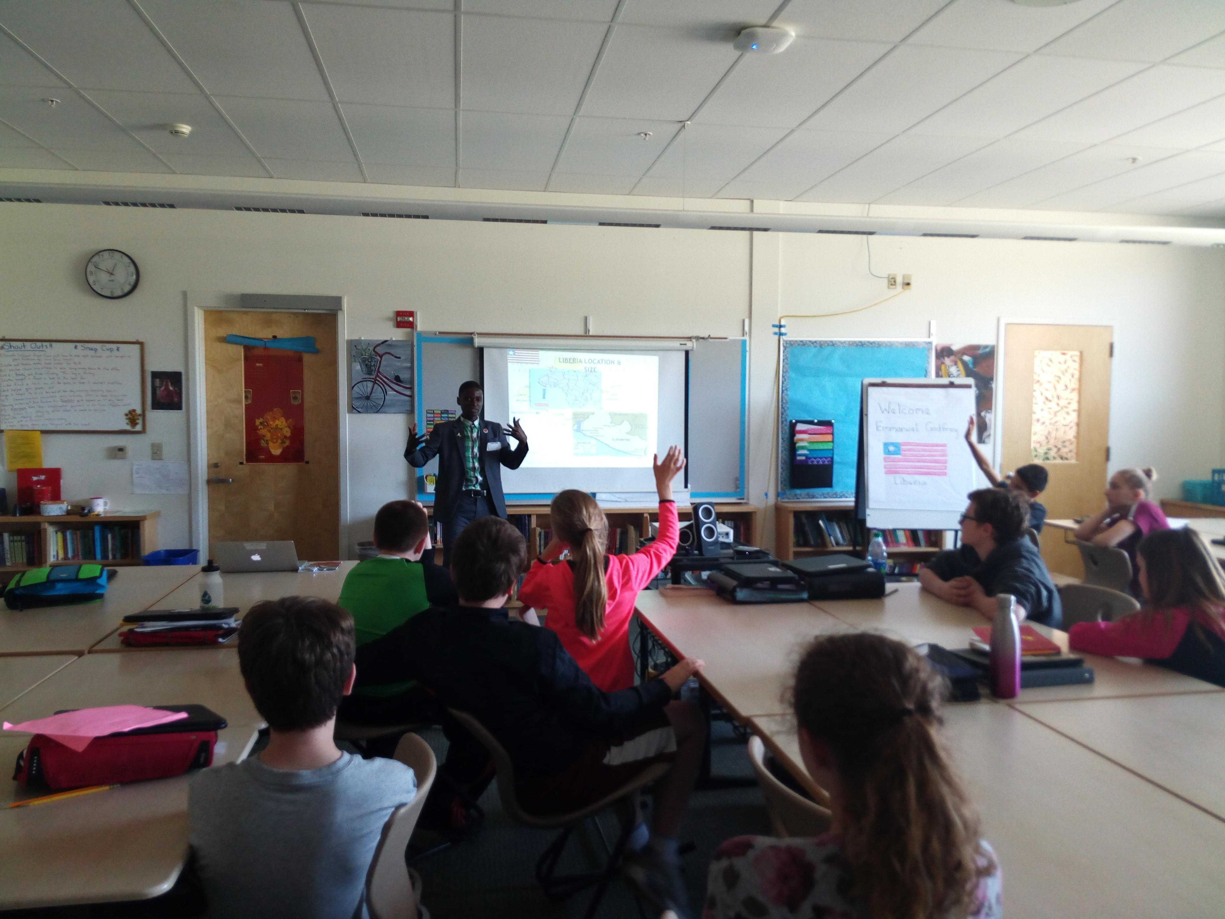 Emmanuel Teaching1