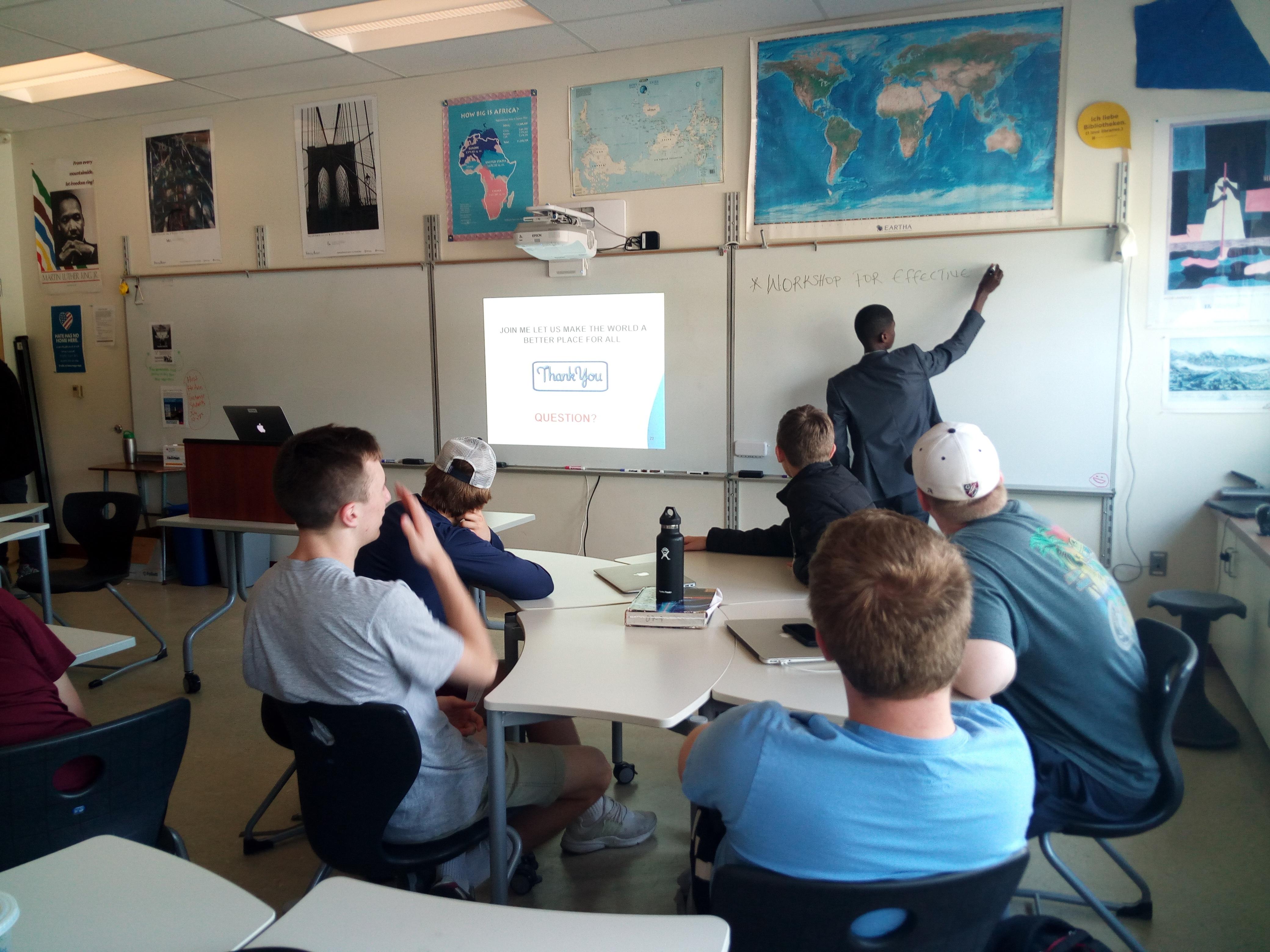 Emmanuel Teaching2