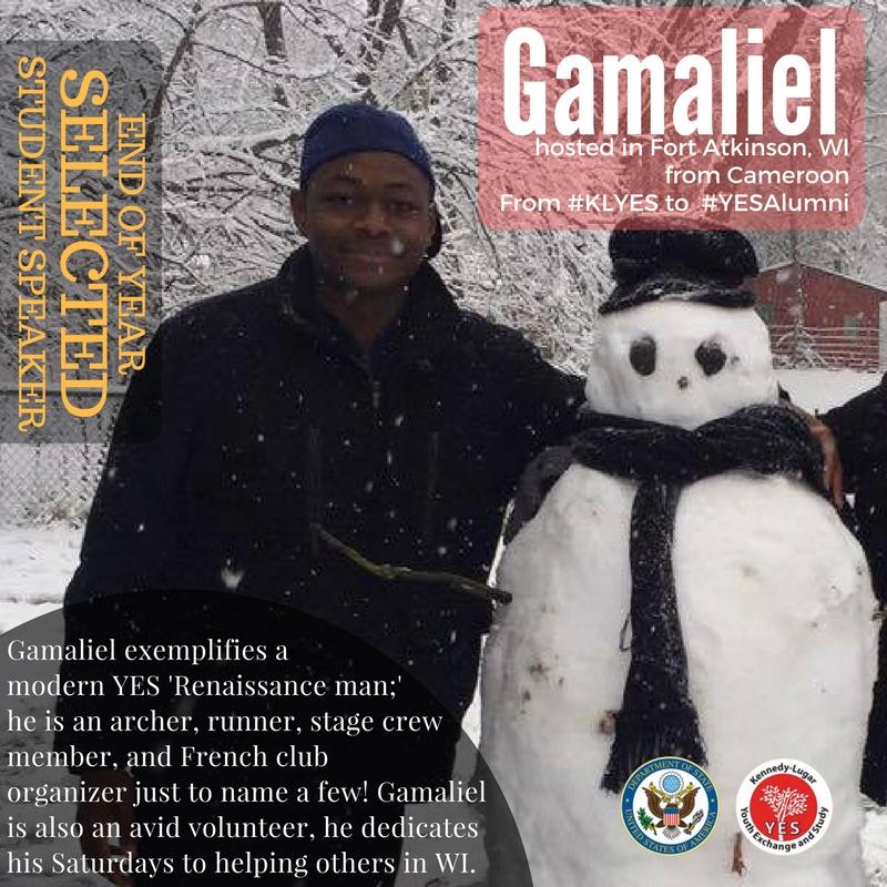 Finalist Wk1 Gamaliel Cameroon Afs