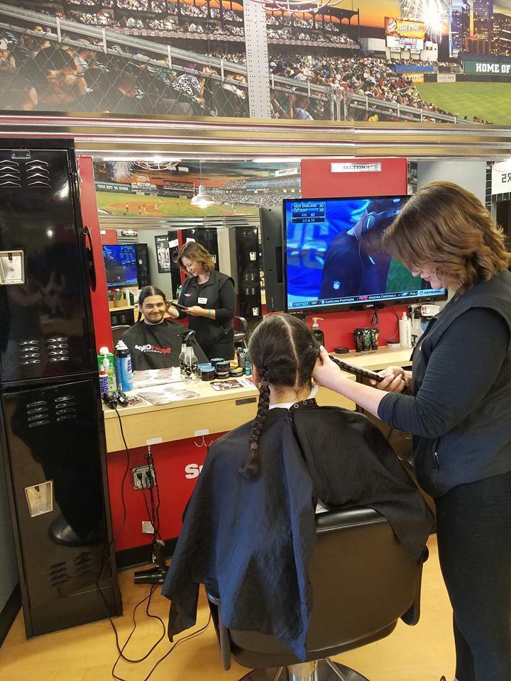 Firaz Perisan Tur Haircut 1