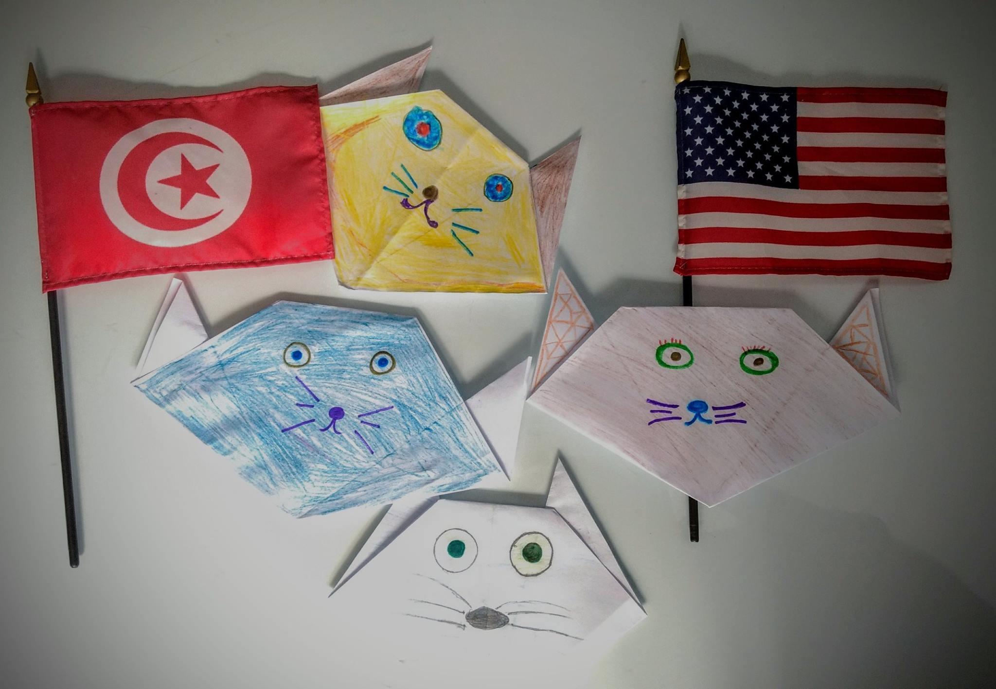 Fradj Frad Tunisia Volunteering