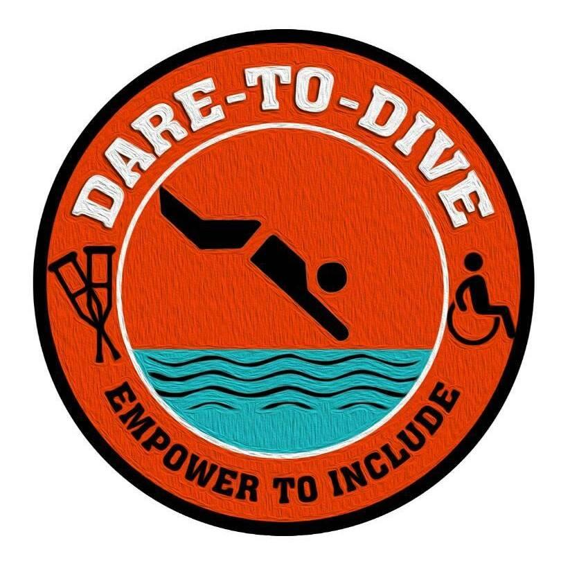 Gha Dare To Dive Project Logo