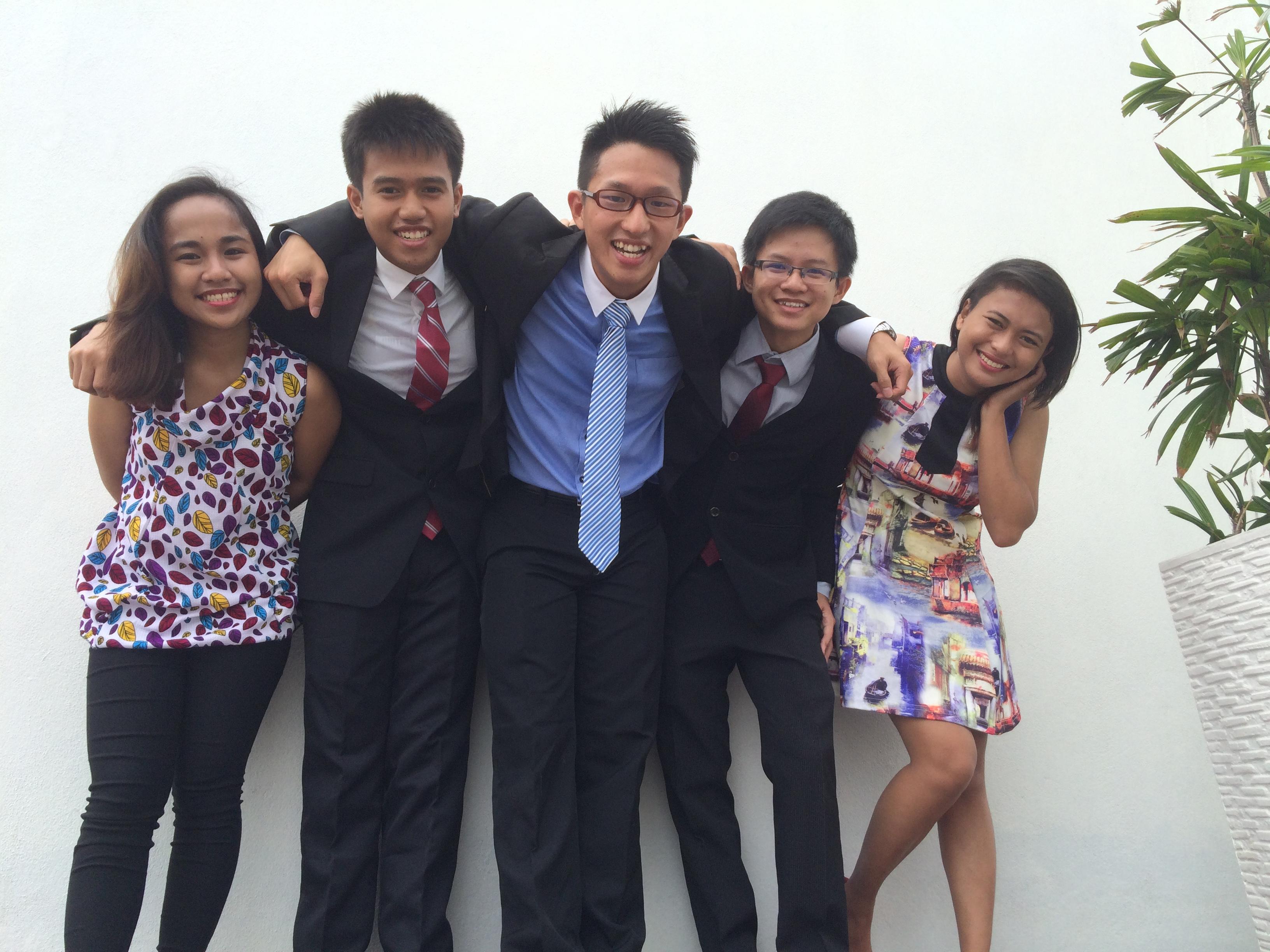Hi Gi Diverse Team Asean