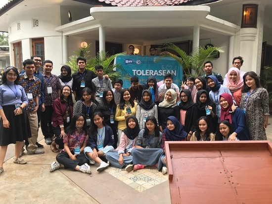 Ina Bandung Alum New Returnee Project Day Of Tolerance