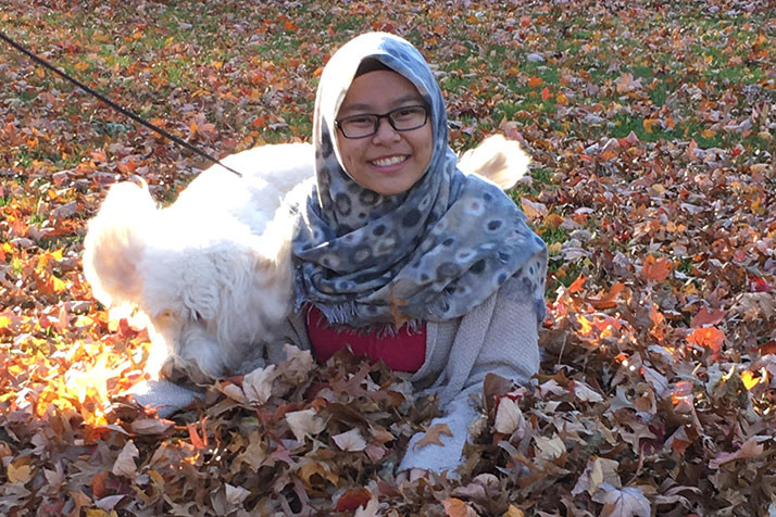 Ina Nurul Zamzami Shawnee Mission Post Article Feb 2017 Pic By Leslie Marks 714X476