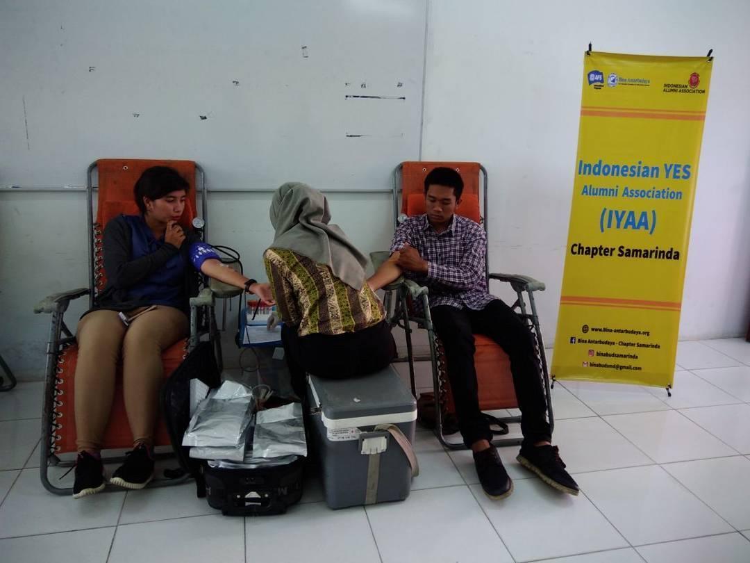 Indonesia Blood Drive Nov 2017