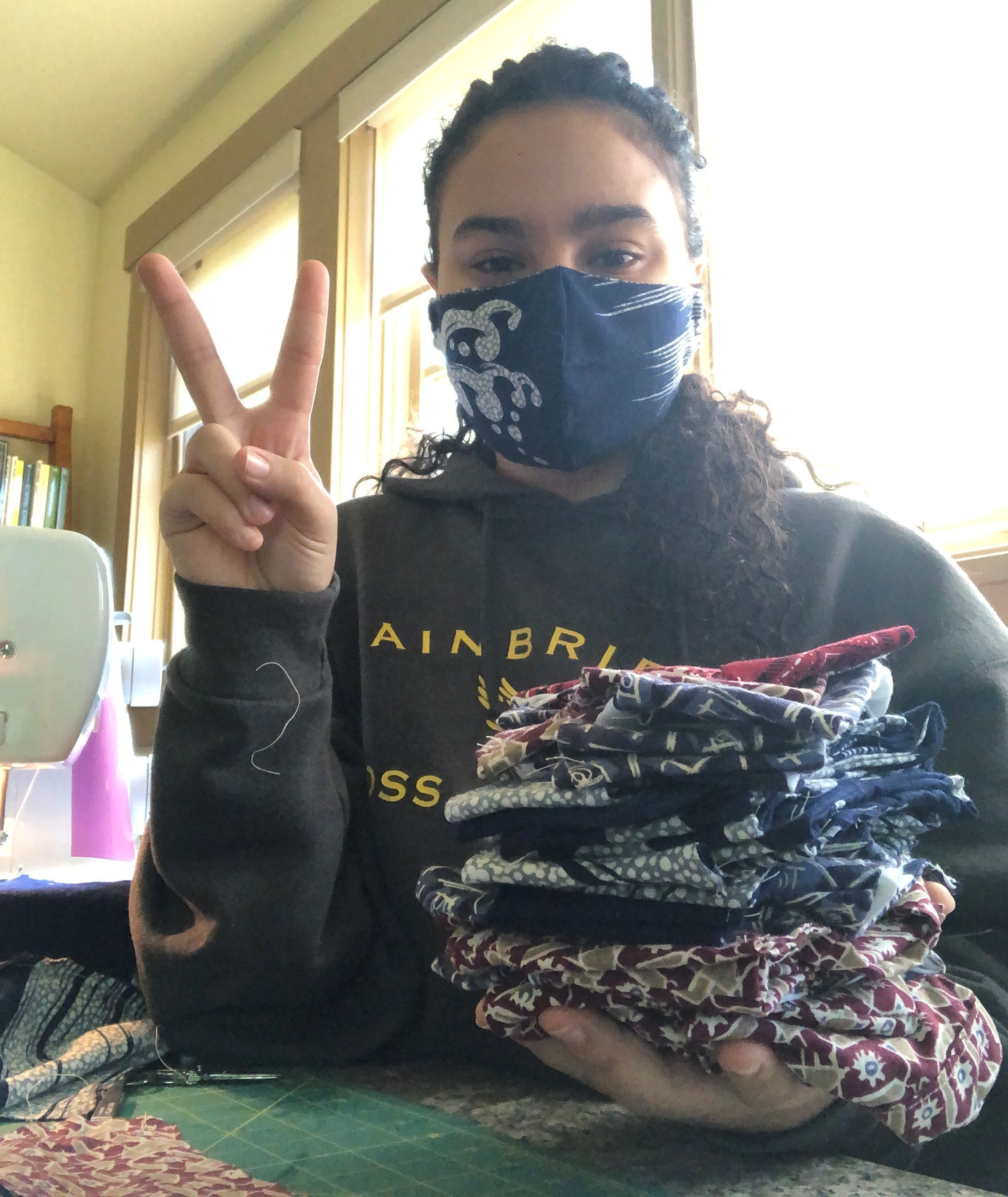 Isra And Her Masks
