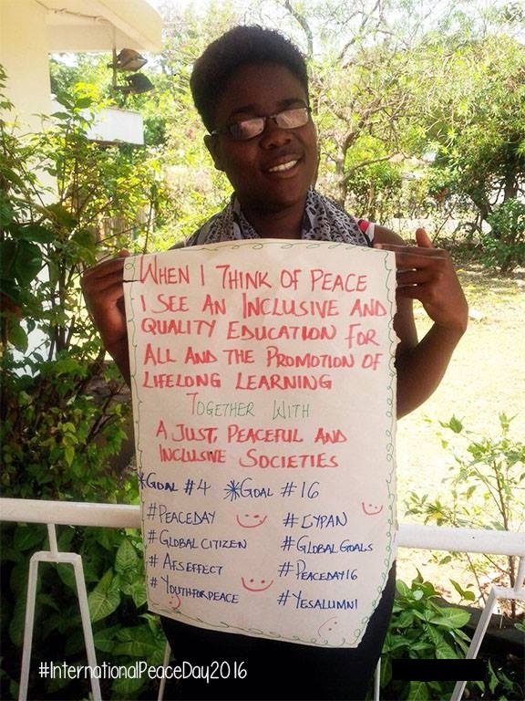 Ken Christine Odera Peace Day2