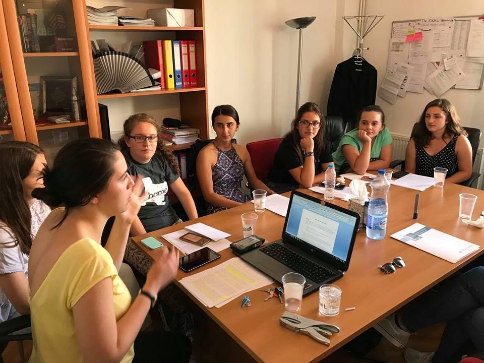 Kosova New Alumni During Re Entry Seminar July 3Rd And 4Th 2018 3