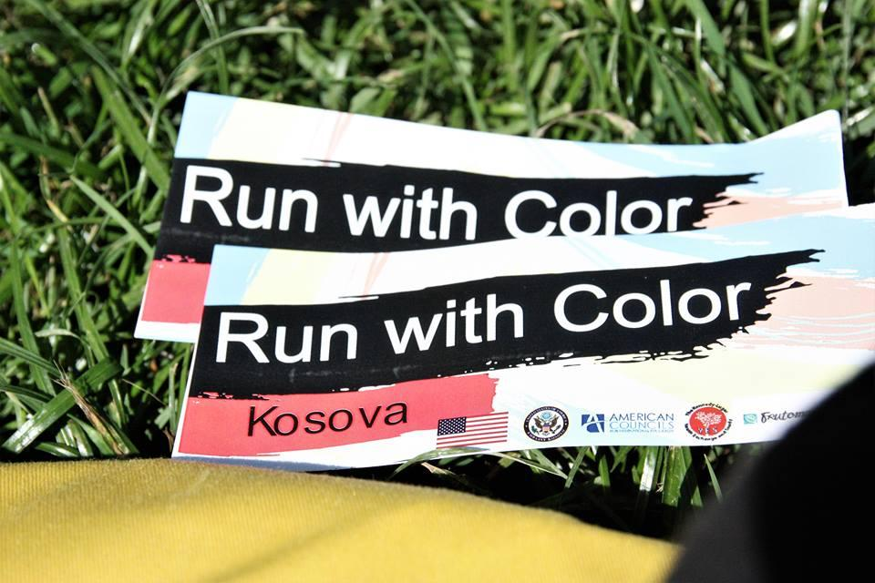Kosova Prishtina Gysd Run With Color Tickets