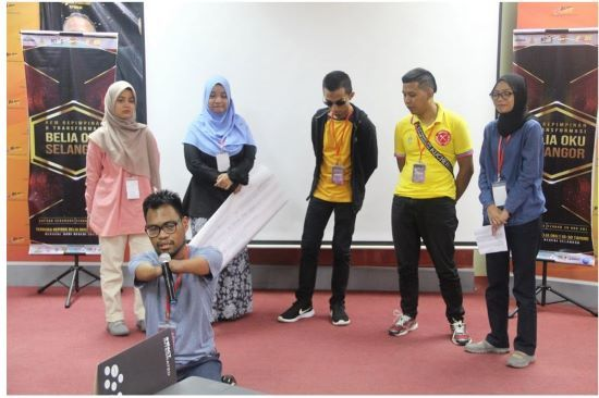 Mas Effah Role Playing Pic Workshop