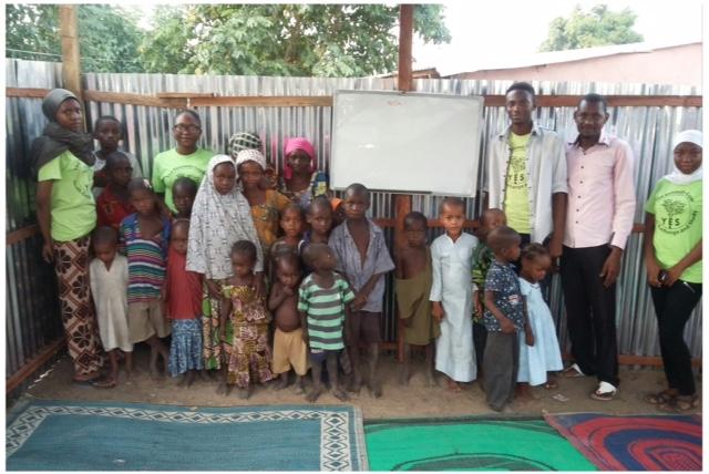 Nigeria Iris Schoolhouse