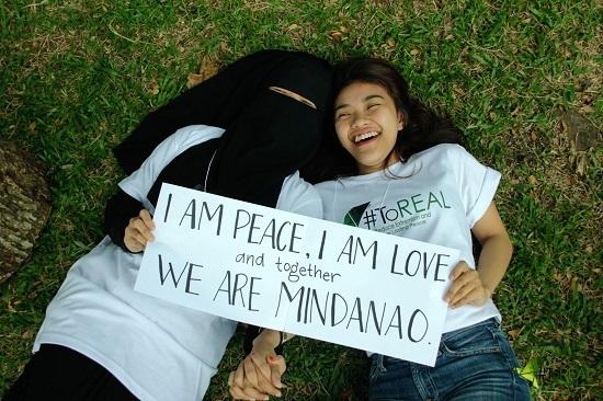 Phi To Real Peace Love Mindanao