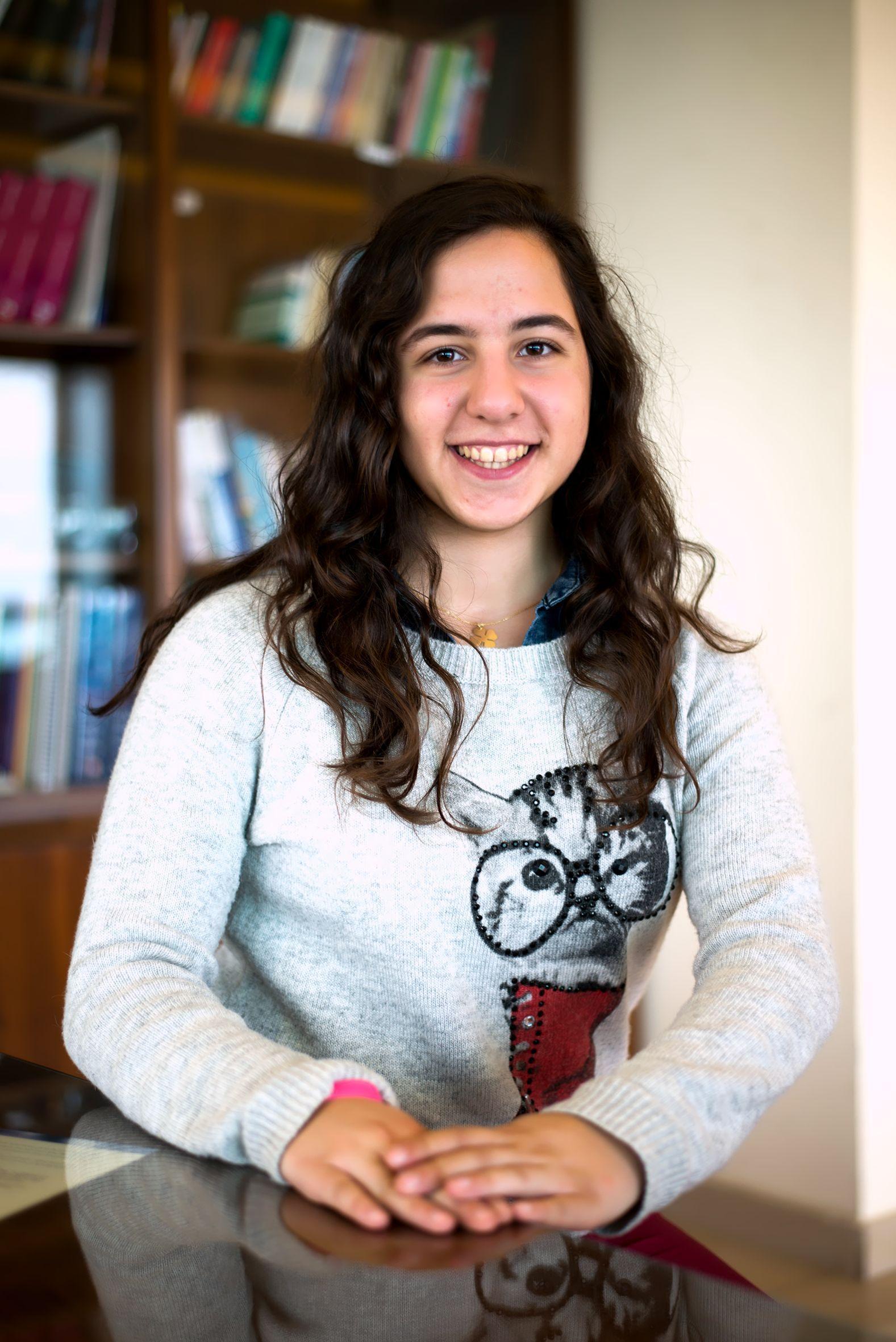 Portrait Hiba Antoun