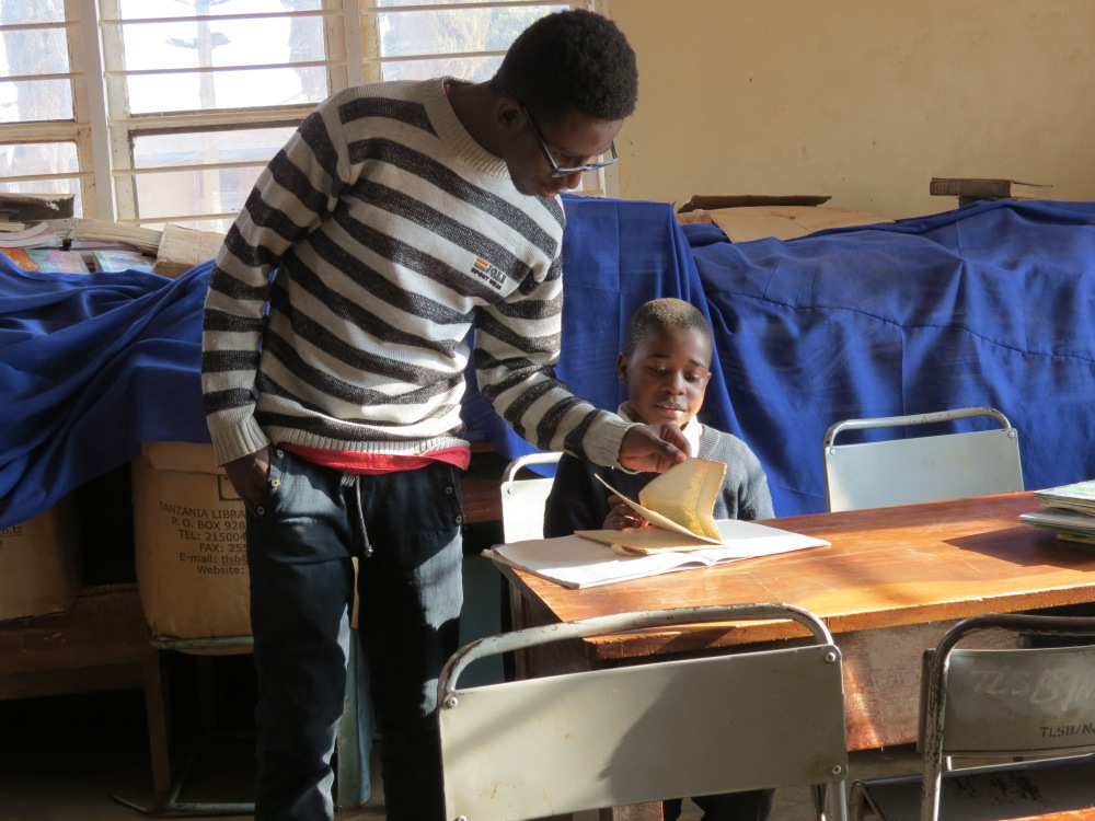 Reading Marathon Tanzania 1