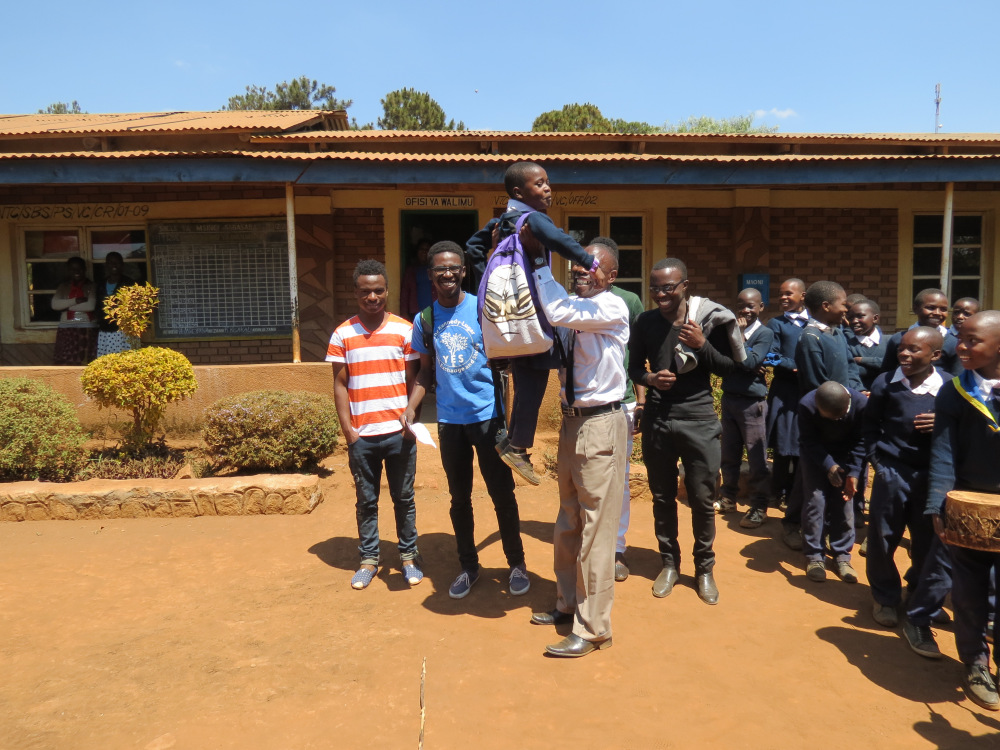 Reading Marathon Tanzania 2