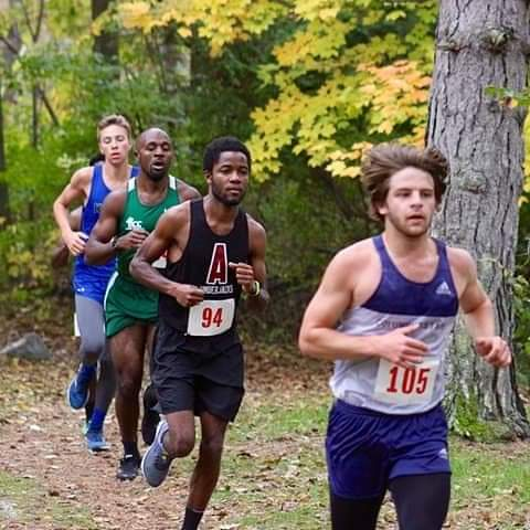 Running Cross Country For Alpena Community College