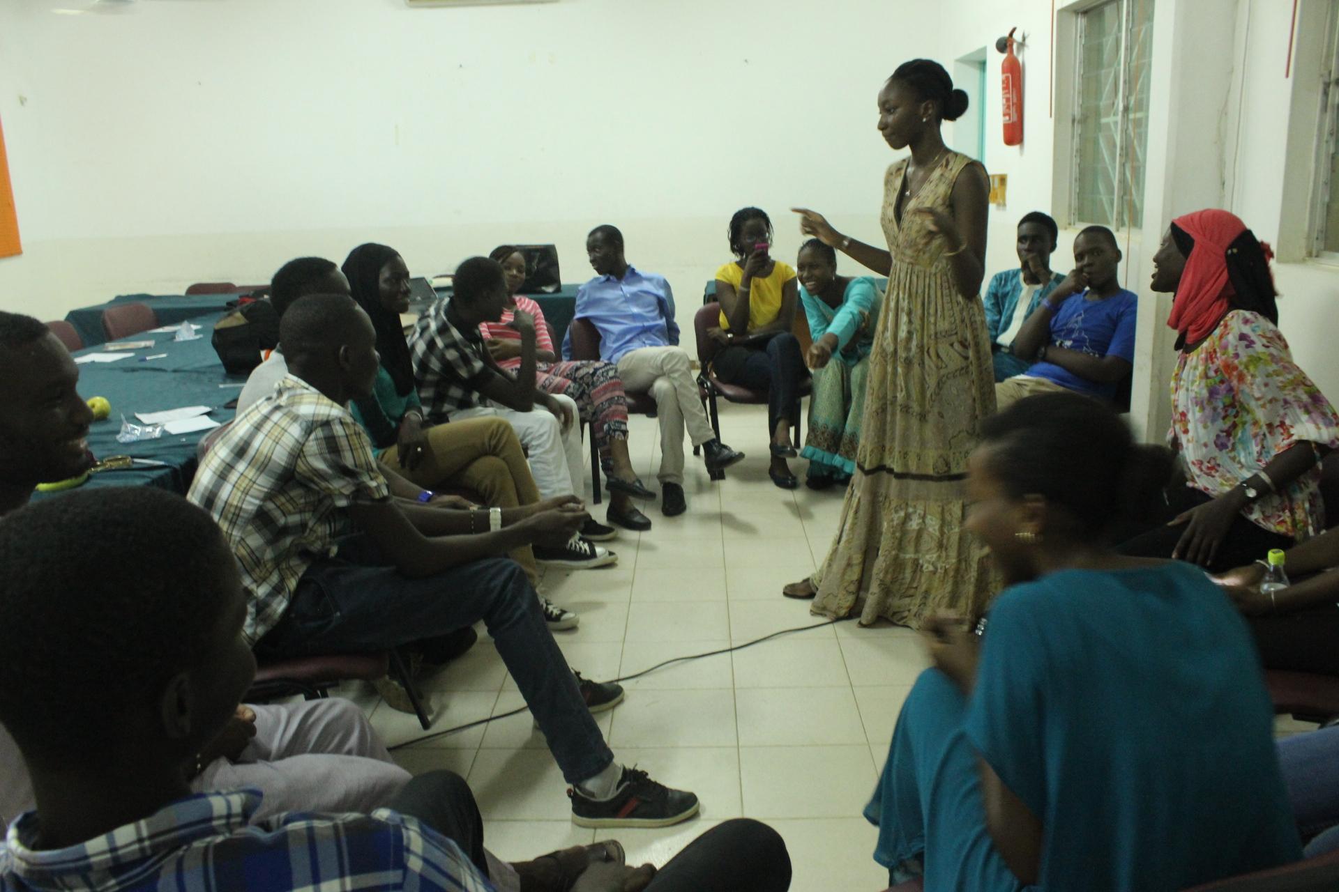 Senegal Mentorship Program