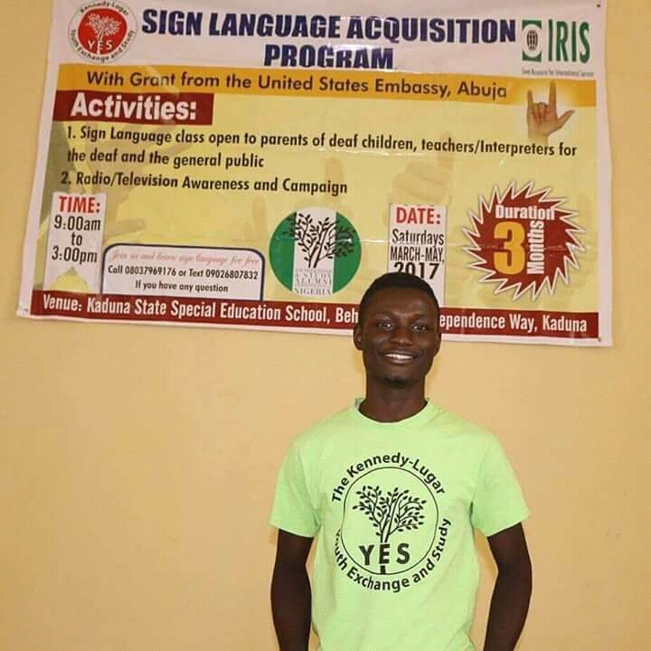 Sign Language Program