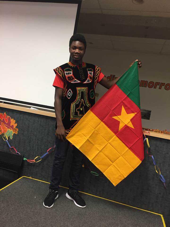 Tadjon Collins Cameroon