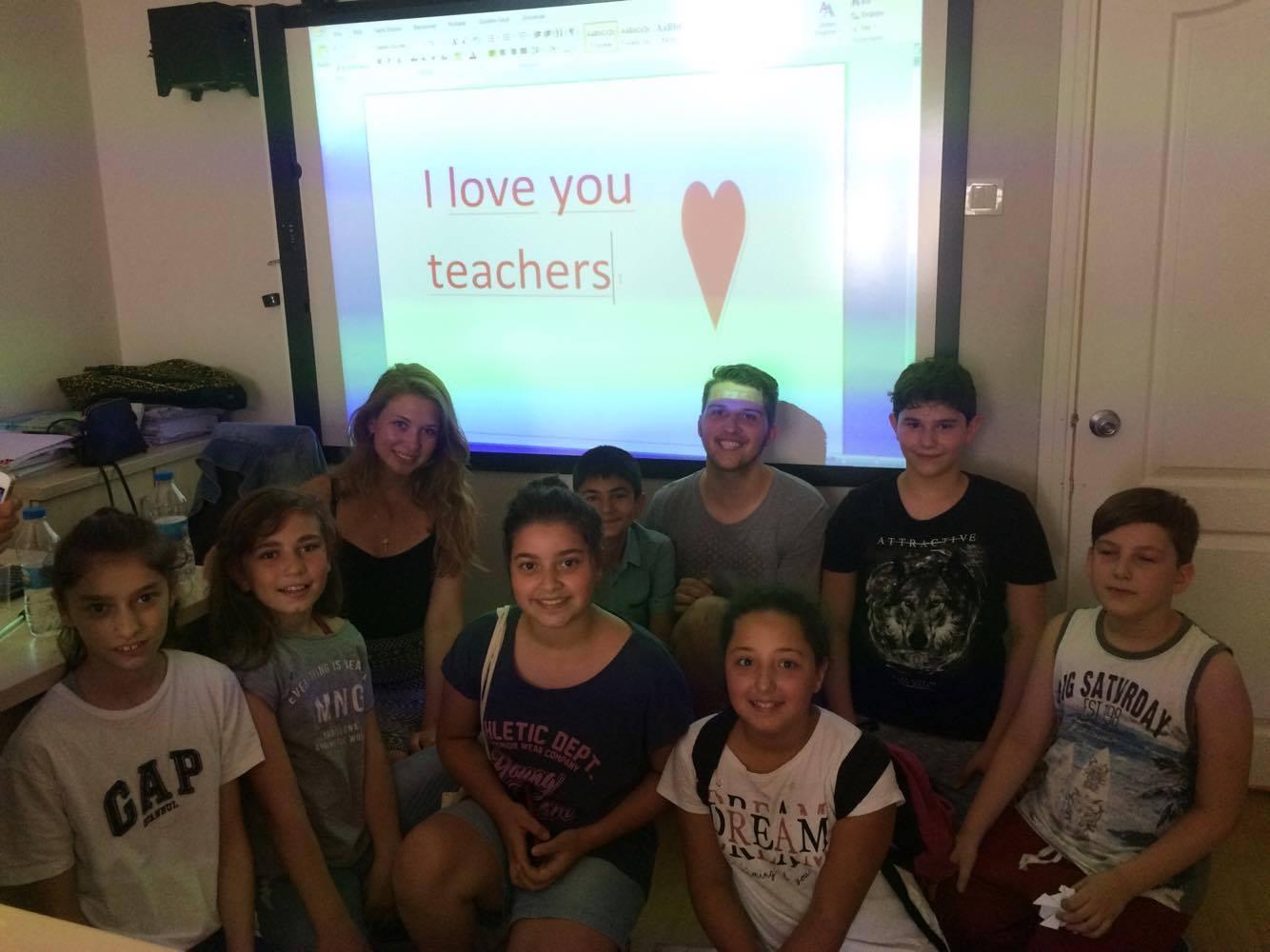 Visar Zeka Teaching English As A Way Of Giving Back 3