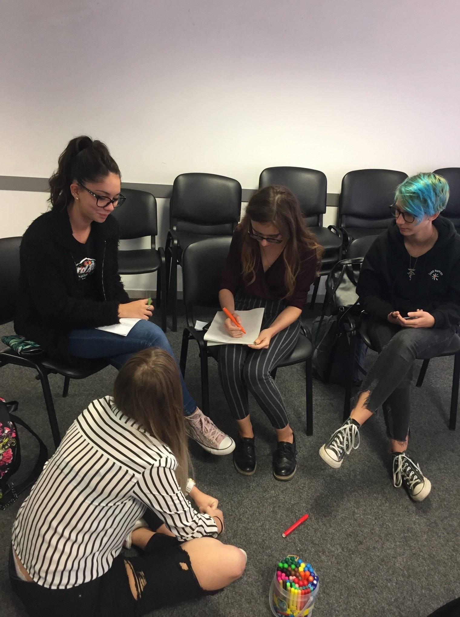 Volunteering Matters Training