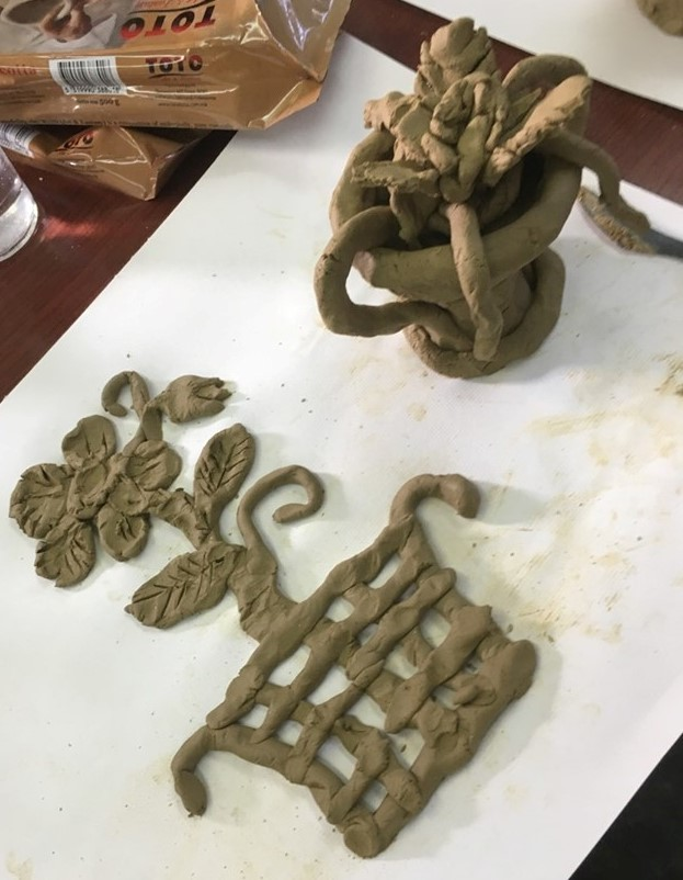 Yes Website Story N  Macedonia Marijas The Art Of The Hand Workshop Clay Sculpures