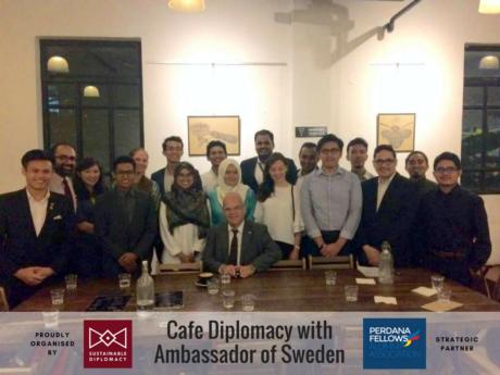 Mas Shak Shahrul Cafe Diplomacy Image 1