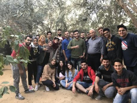 Gaza Olives Group