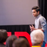 YES Student Speaks at TEDxSalinas!