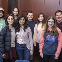 Students Discuss Experiences of America and Alaska