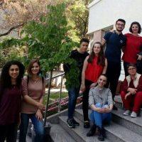 Alumni Help Youth in Tirana Build Environmental Awareness