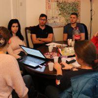 Alumni Prepare for Roles as Alumni Community Leaders
