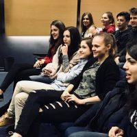 International Movie Night at the American University in Bulgaria