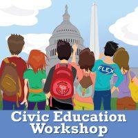 CIVIC EDUCATION WORKSHOP ALUMNI APPLICATIONS!
